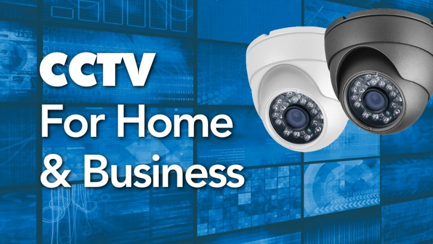 CCTV Security Cameras for Home & Business – North Down ...